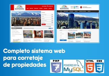 Página web anuncios clasificados